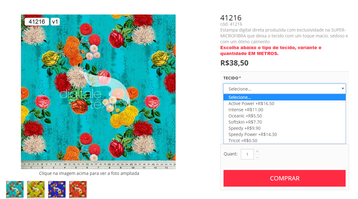 6b5a4a201 Loja de tecidos online  por que escolher a Digitale Têxtil ...