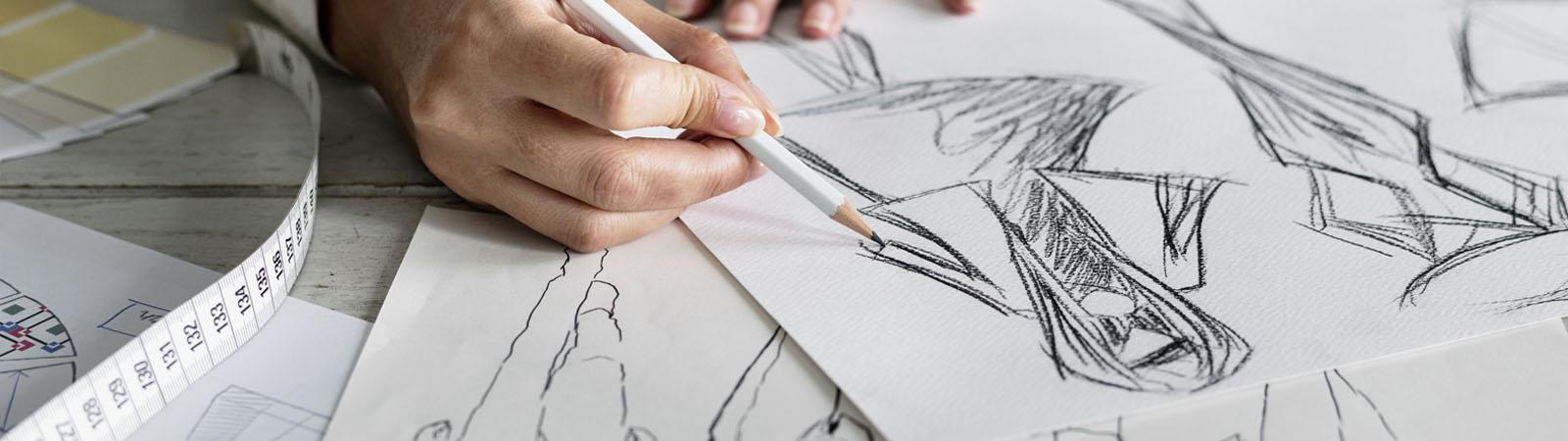 cursos de desenho de moda online