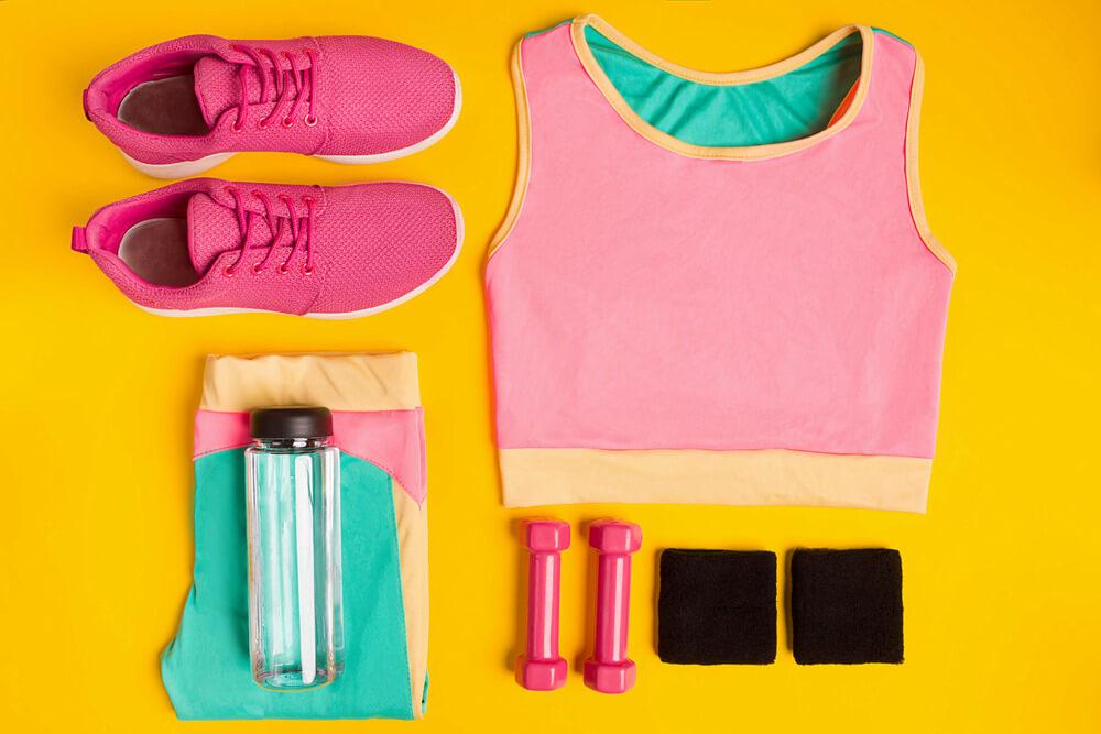 como criar uma marca de roupa fitness
