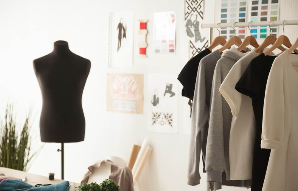 mapa de coleção de moda - aprenda a desenvolver