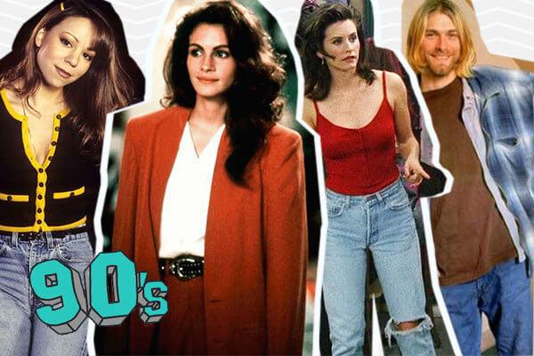 Ciclos de tendências #6: a moda feminina dos anos 90