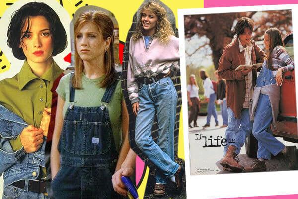 Ciclos De Tendências 6 A Moda Feminina Dos Anos 90