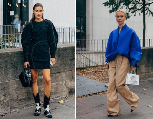 moda inverno 2020 - mangas bufantes